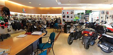 Tienda de Xavi Racing en Alcoy